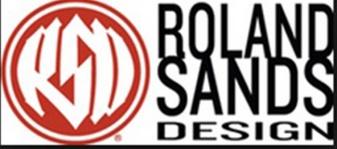 Giacca maschile Roland Sands Design modello Jagger Marrone