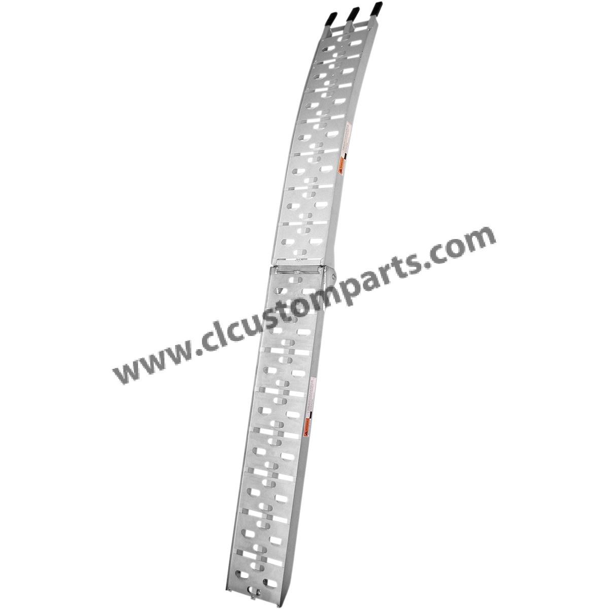 Aluminum Folding Ramps >> Aluminum Folding Ramp Carrying 340 Kg