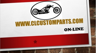 WWW.CLCUSTOMPARTS.COM ON-LINE